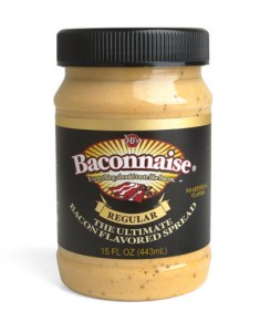 Baconnaise and Happiness