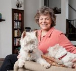 Langer with dogs