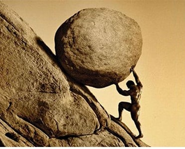 What Would Sisyphus Do?